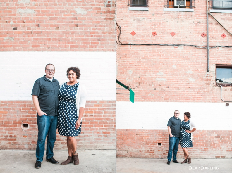 Engagement Shoot Old Town Orange