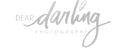 Dear Darling Photography | San Diego Photographer and Orange County Photographer| Photoshoot Engagement Wedding Families logo